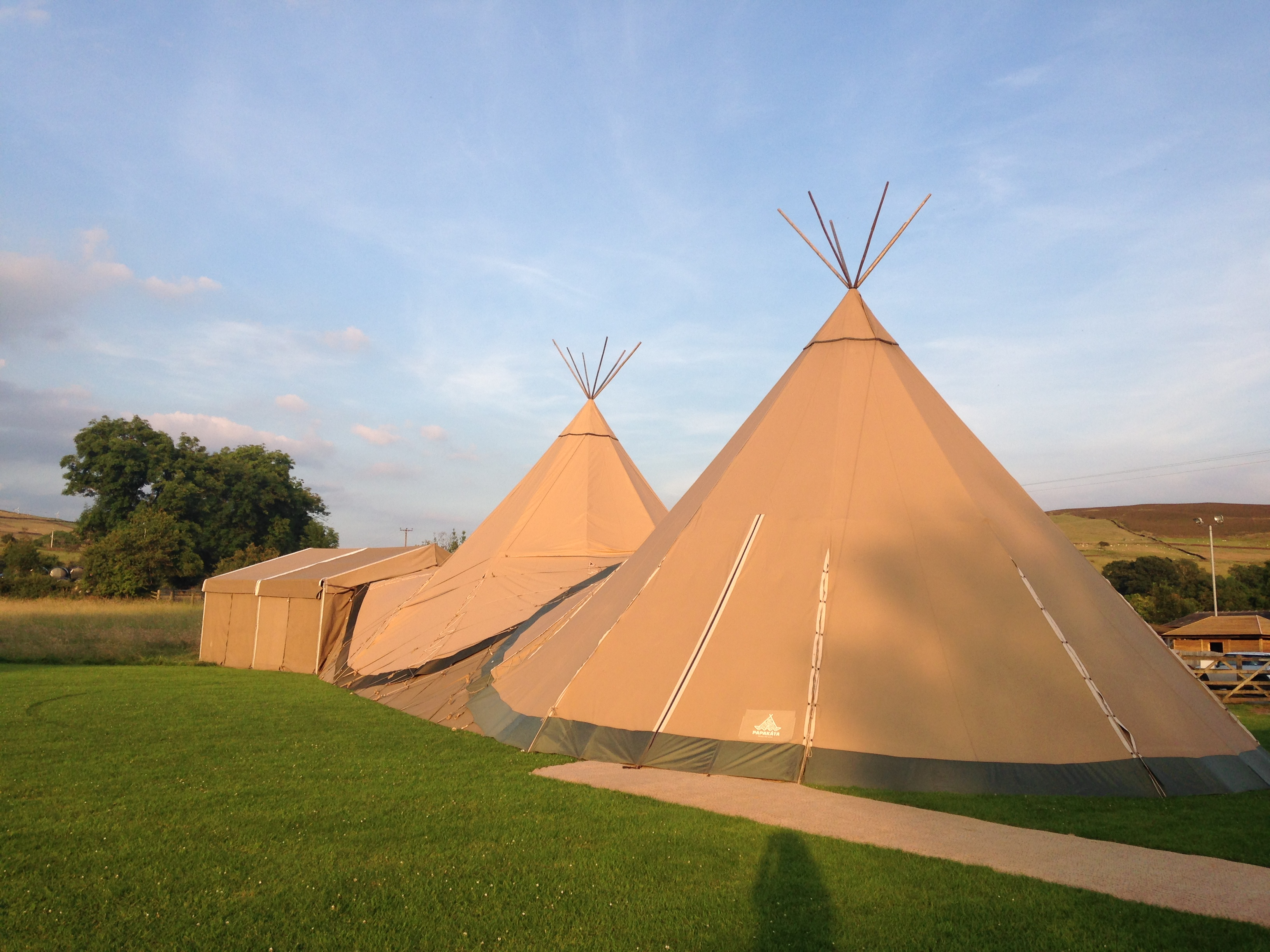 Fabulously bohemian teepee tents ... & Wedding Field Hire | Our family farm is the perfect venue for your ...